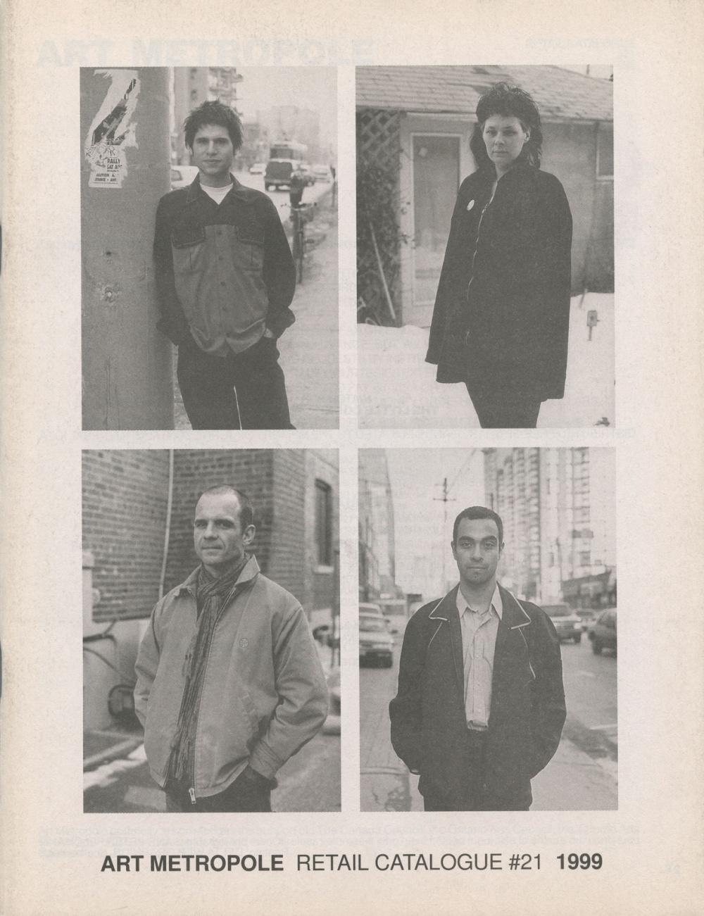 Art Metropole Retail Catalogue #21(front)