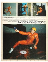 David Buchan: Modern Fashions