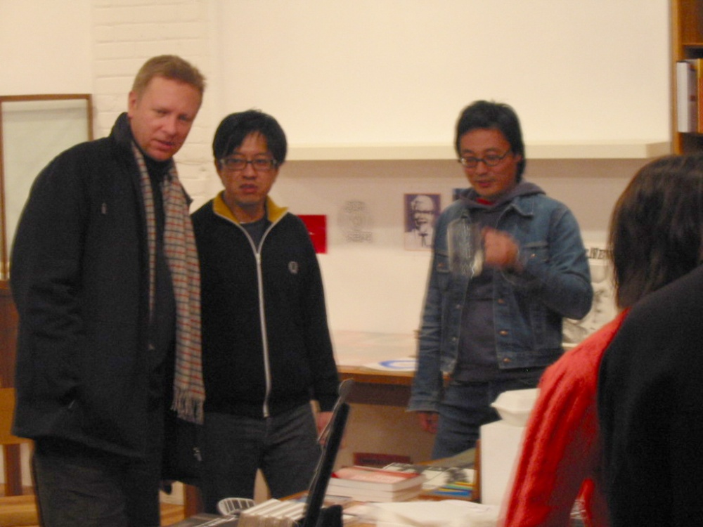 Artist Talk with Ron Terada