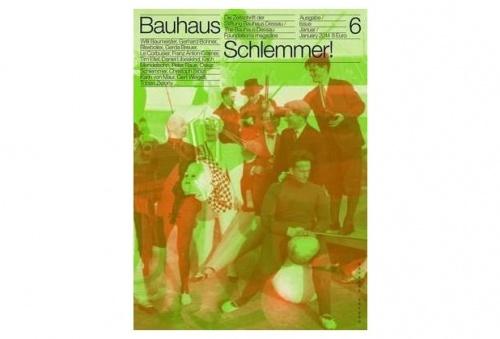 Bauhaus No. 6 Schlemmer!