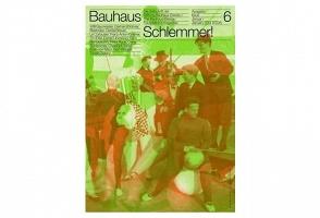 Bauhaus No. 6Schlemmer!