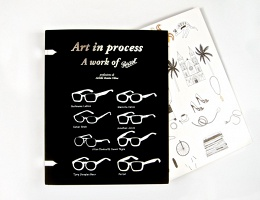 Art in Process: A Work of Persol