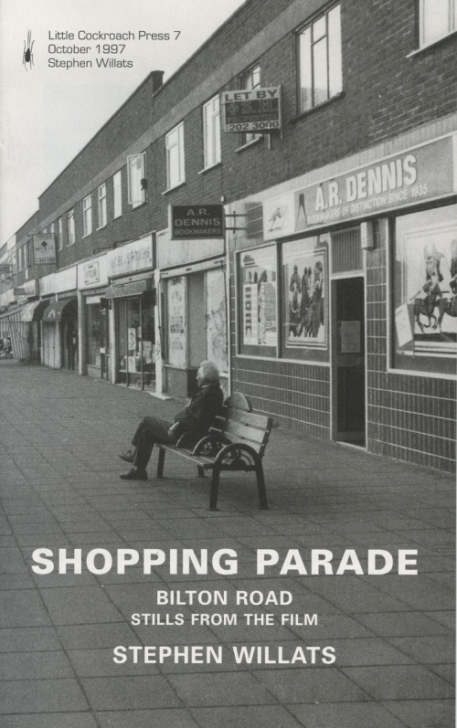 Shopping Parade / Bilton Road / Stills from the Film (front)