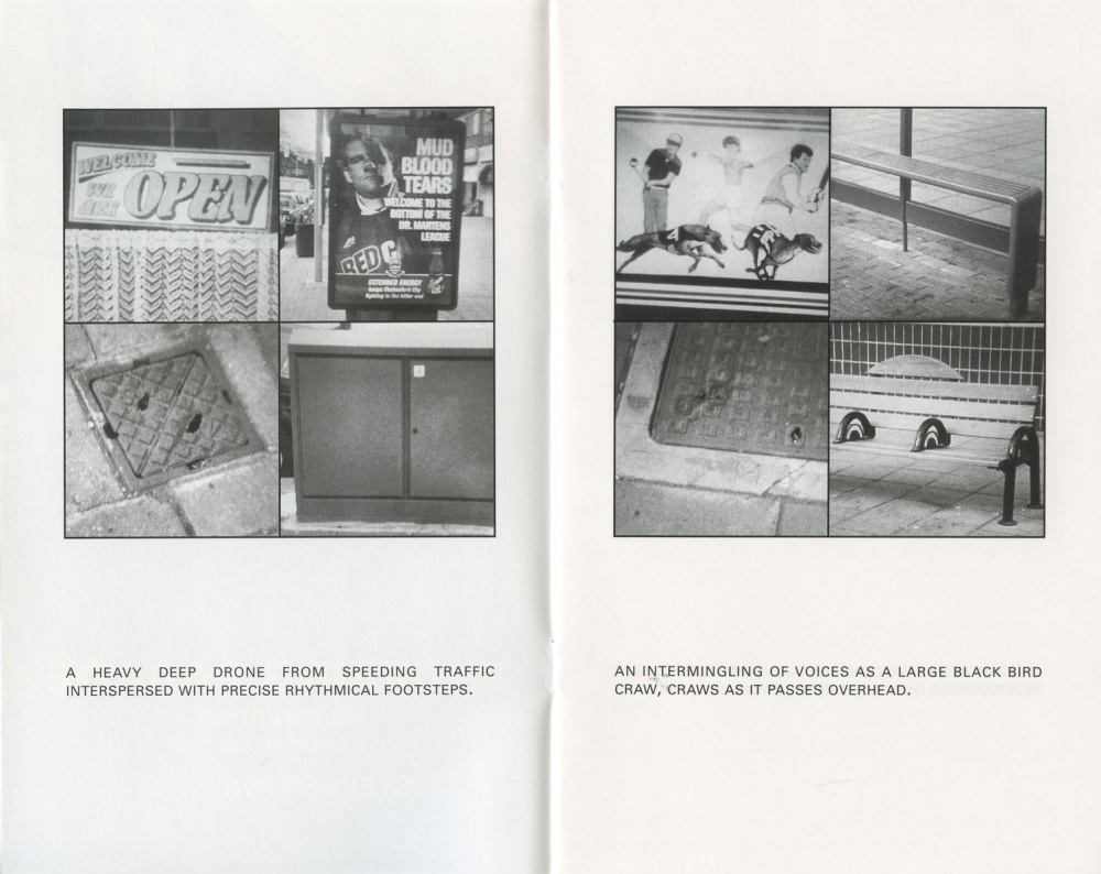 Shopping Parade / Bilton Road / Stills from the Film (page)