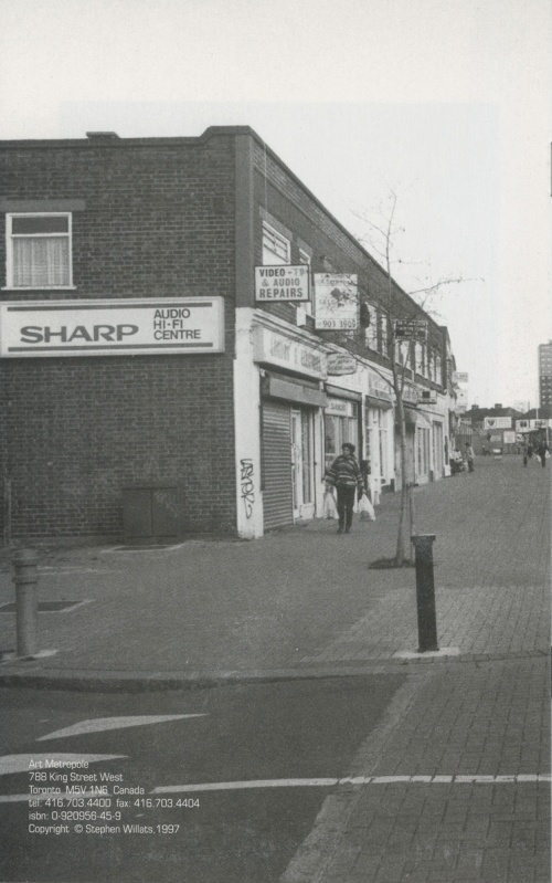Shopping Parade / Bilton Road / Stills from the Film (back)