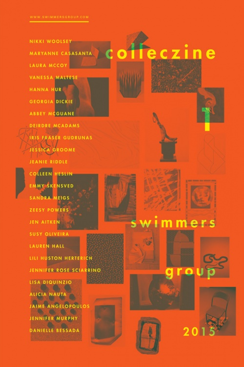 Swimmer's Group Colleczine