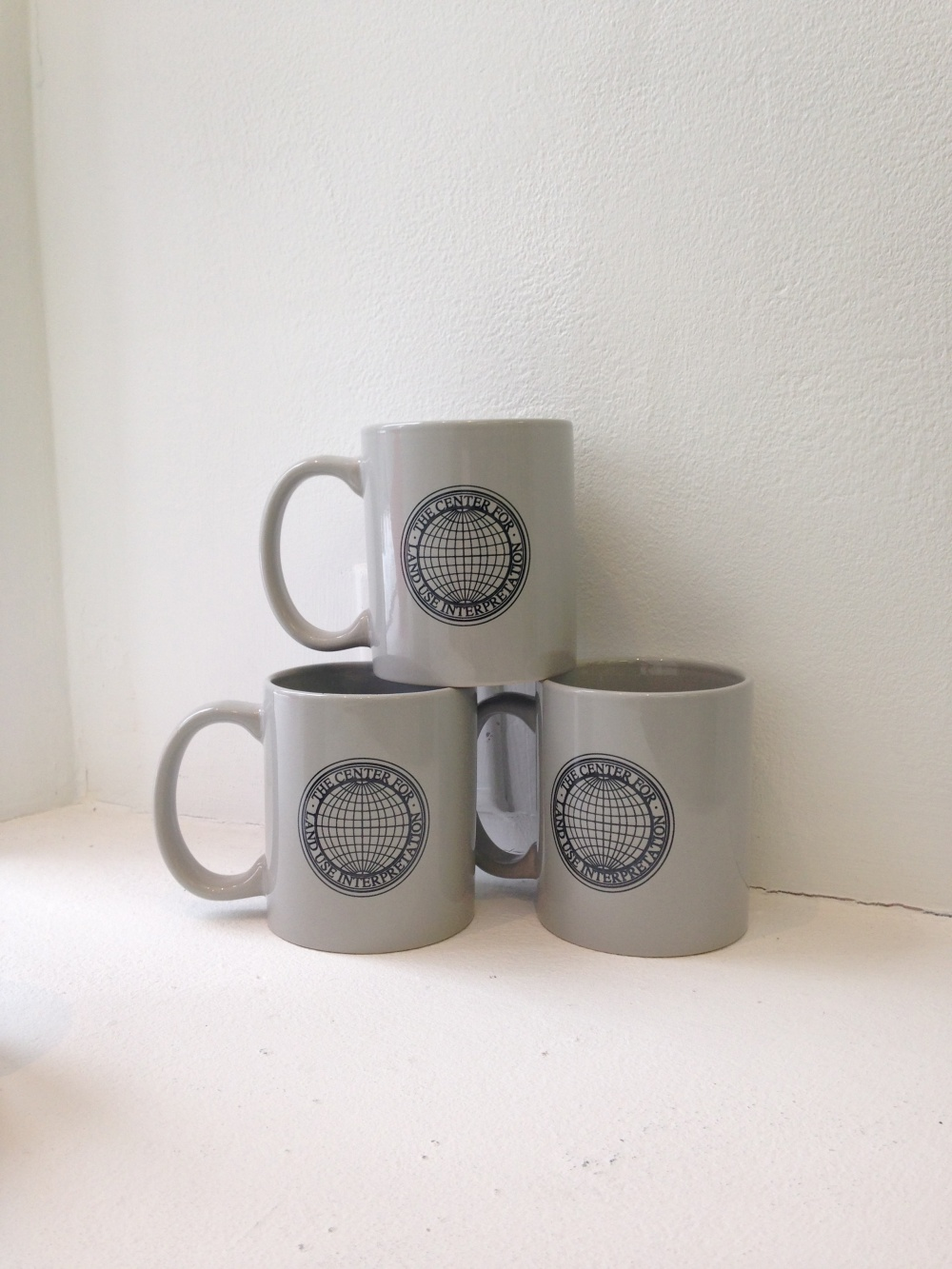 The Center for Land Use Interpretation Mug