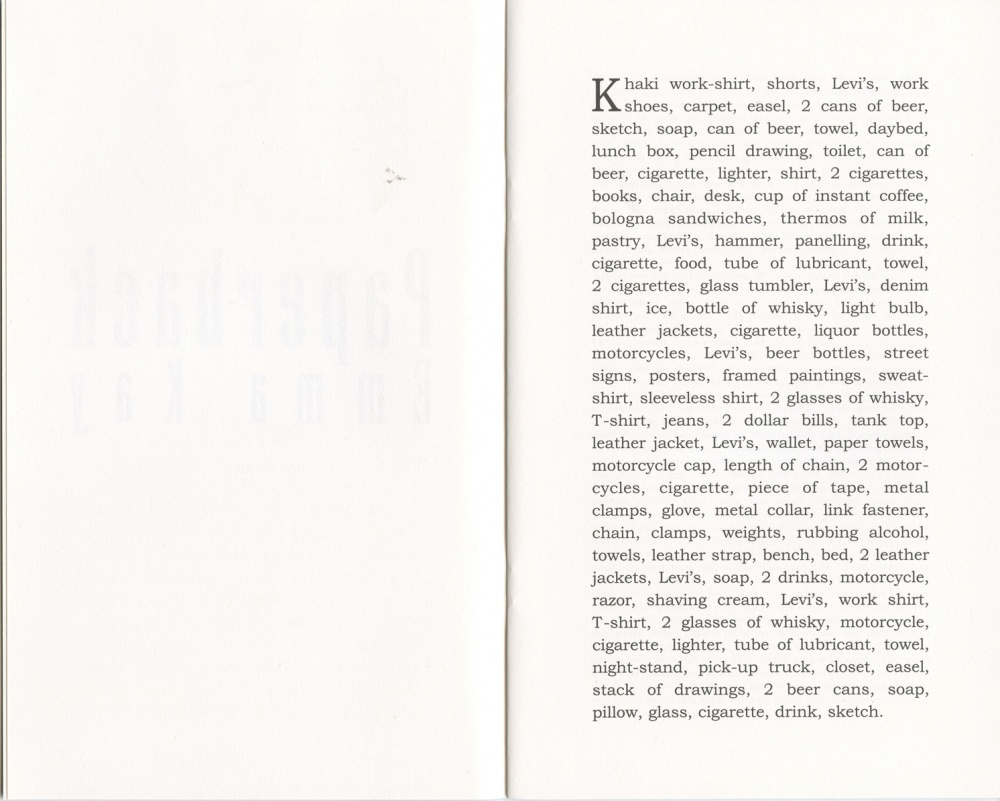 Paperback (page)