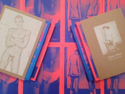 Queer Zines Box Set, Volumes 1 & 2