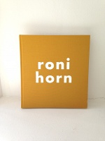 Roni Horn: Everything was sleeping as if the universe were amistake
