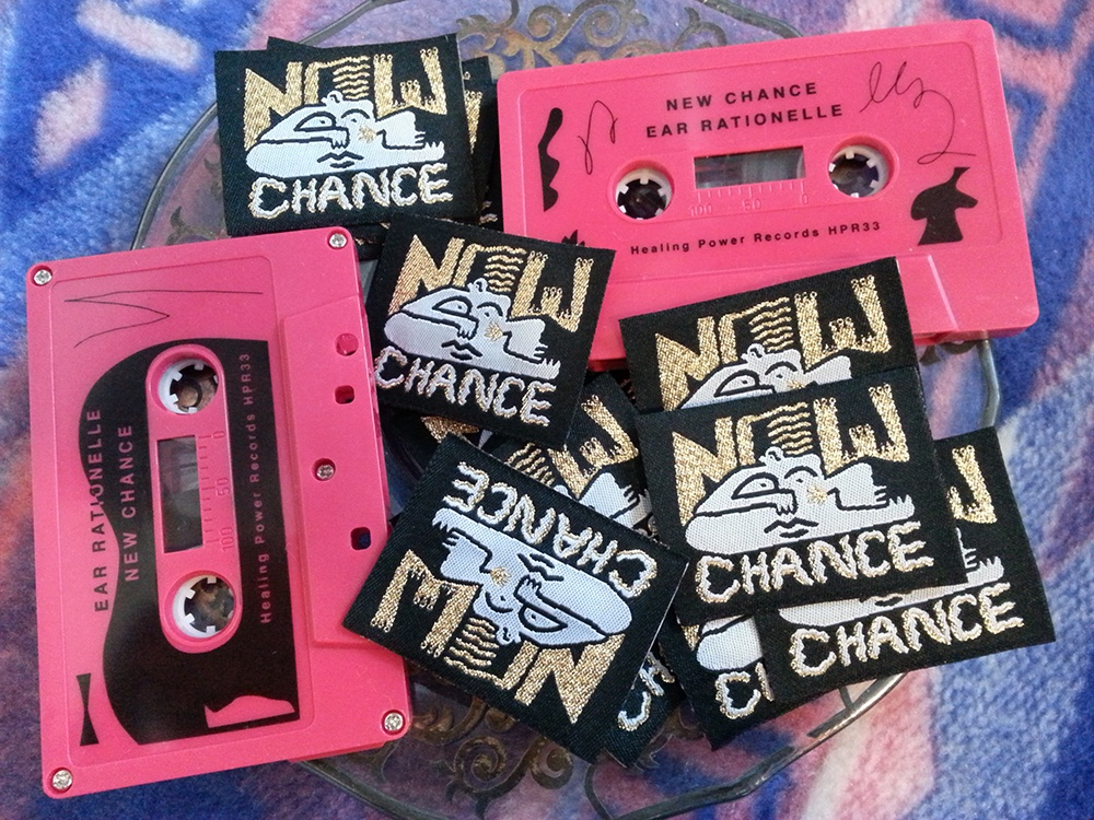 Ear Ratioinelle Cassette and Label