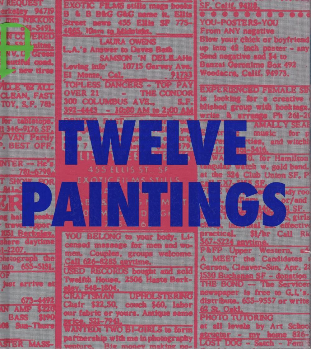 twelve paintings