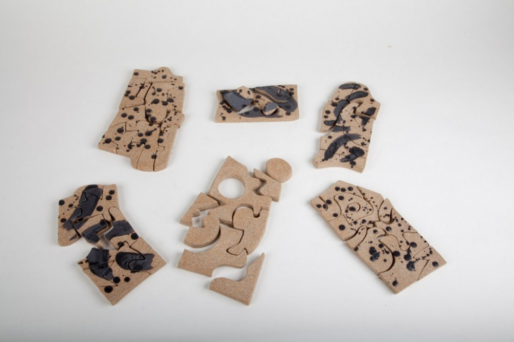 Ceramic Puzzle