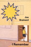 Joe Brainard: IRemember