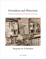 Benjamin Buchloh: Formalism and Historicity