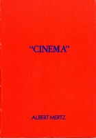 Albert Mertz: CINEMA