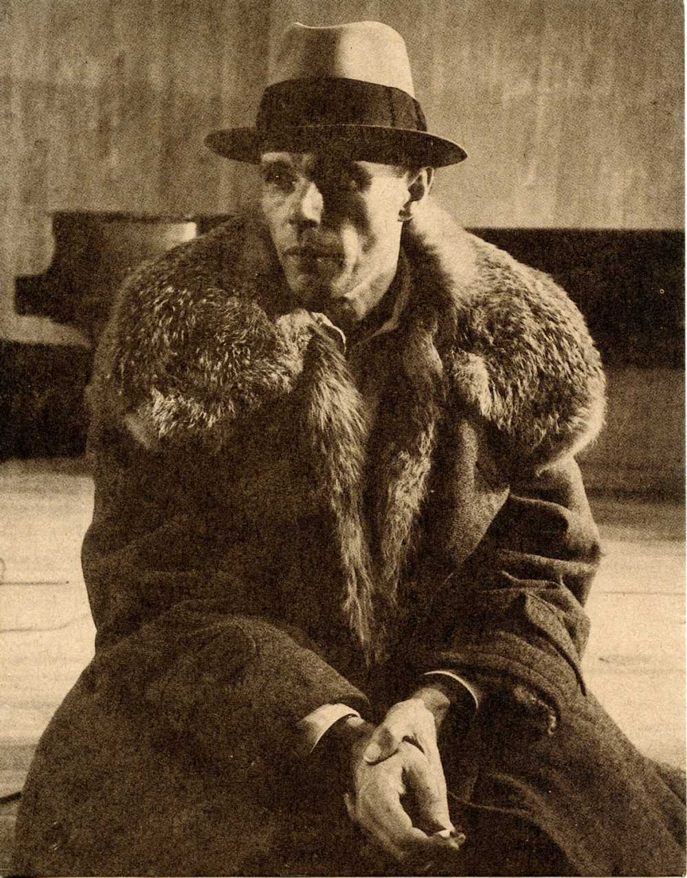"Joseph Beuys ""Bits & Pieces"" Invitation"