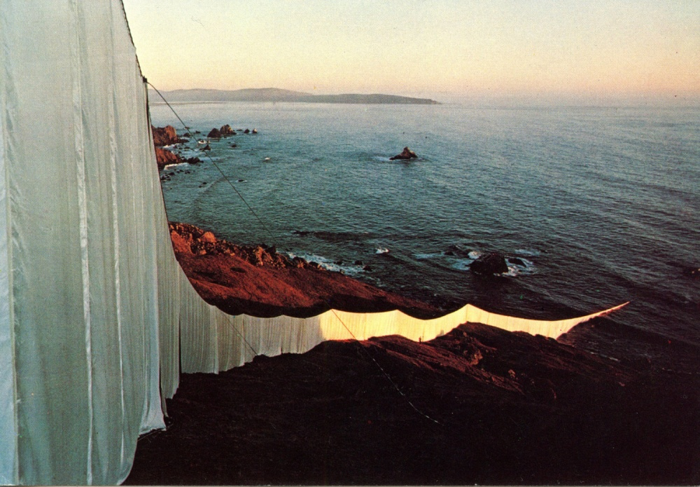 "Christo ""Running Fence"" Invitation"