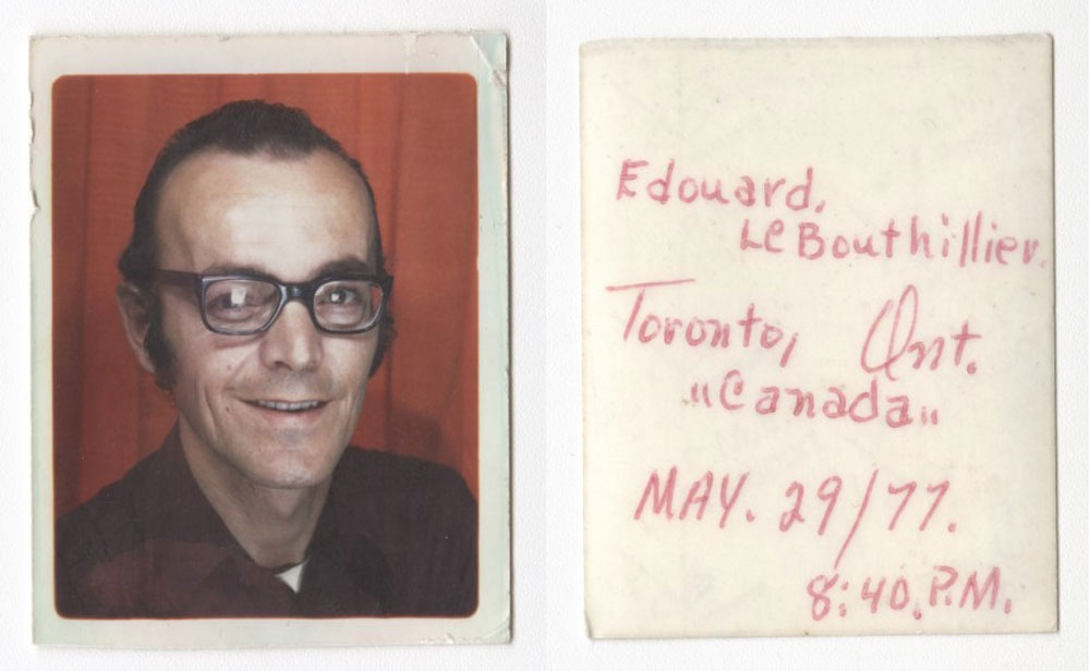 Edouard Portrait