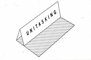 Steve Kado:Unitasking