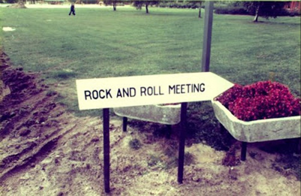 Rock and Roll Meeting