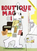 Marc Bell: Boutique Mag #1