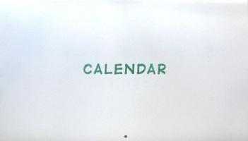 Jesse Harris :Calendar