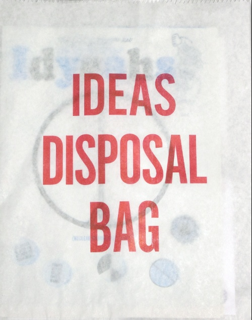 IDYEAHS Disposable Bag