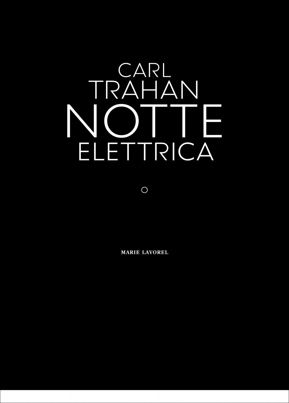 notte elettrica