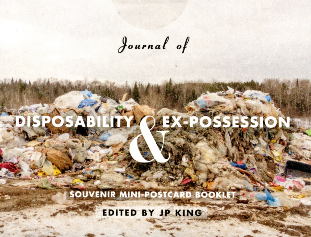 Journal of Disposability & Ex-Possession