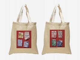Sara Cwynar: Bags onBags