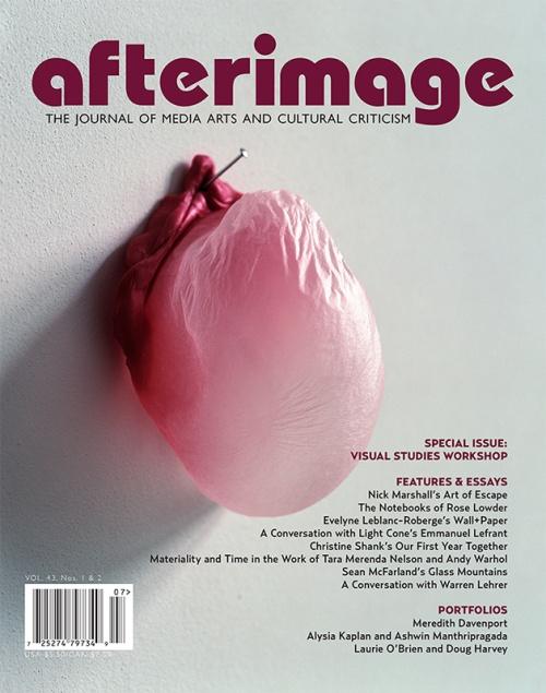 afterimage vol. 43