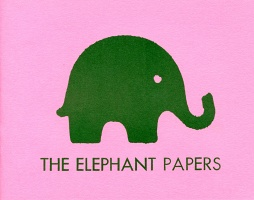 Gustave Morin: The Elephant Papers