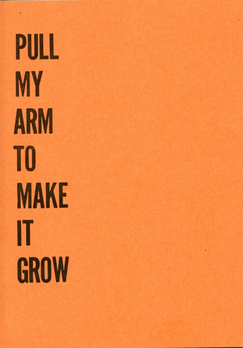 pull my arm to make it grow