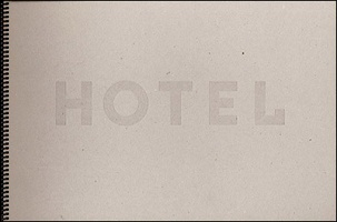 Arnaud Maggs:Hotel