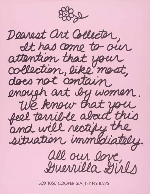 Dearest Art Collector