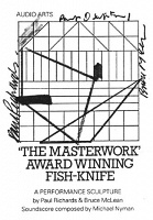 Paul Richards: The Masterwork: Award Winning Fish-Knife - Richards, Paul  and McLean, Bruce