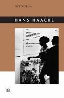 Hans Haacke: October Files