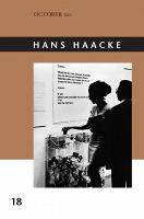 Hans Haacke: OctoberFiles