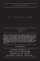 E. M. Forster: The MachineStops