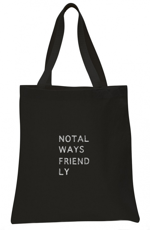not always friendly - black
