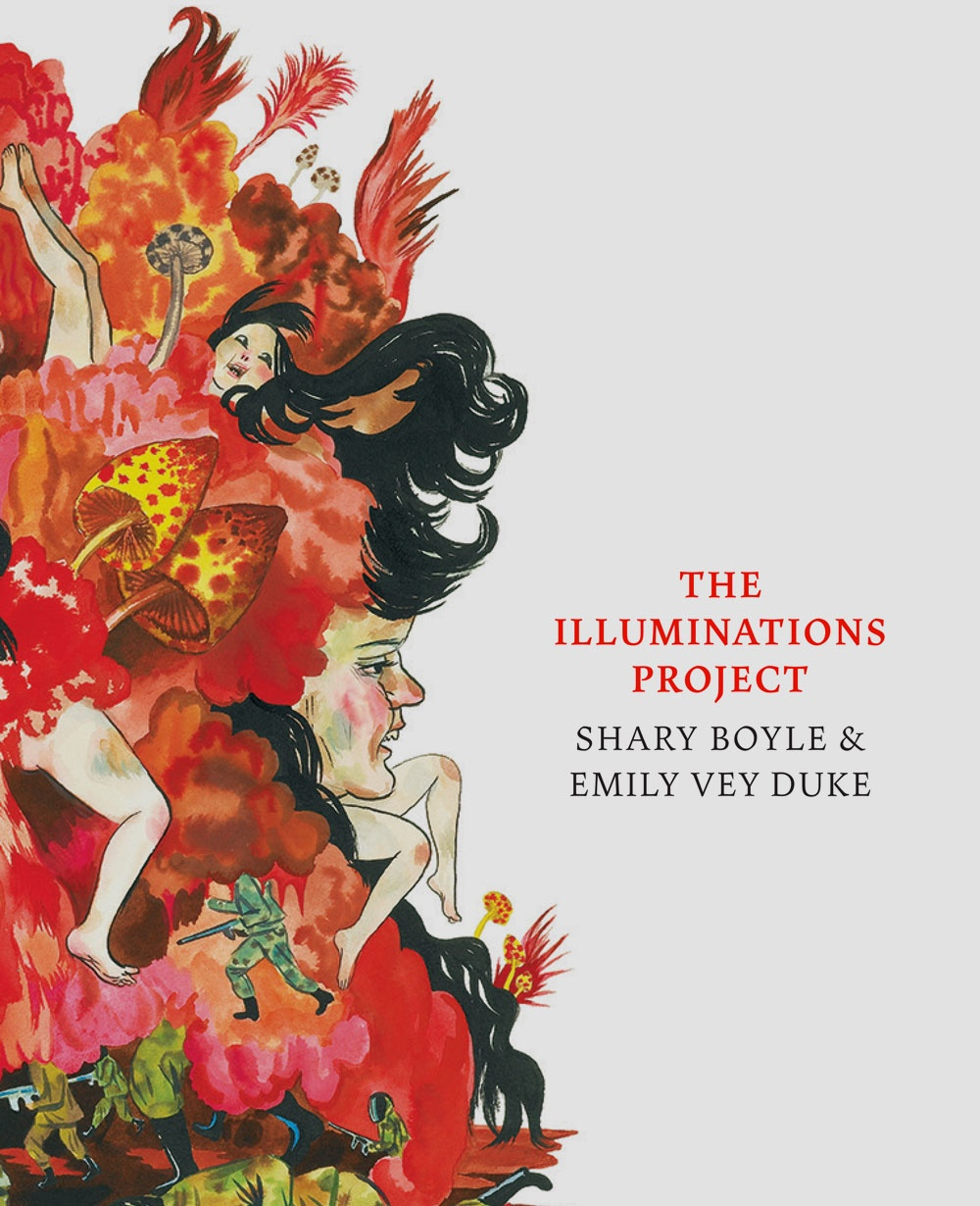 The Illuminations Project book cover