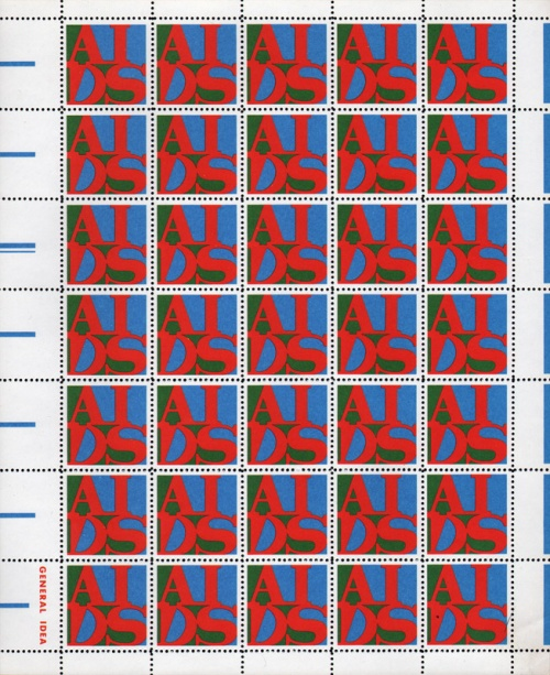 AIDS Stamps
