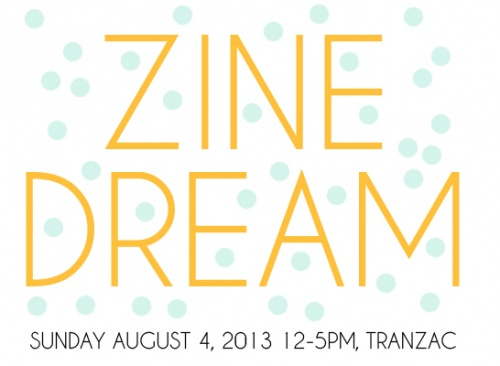 Zine Dream Poster