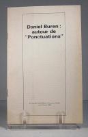 Daniel Buren: Autour de`Ponctuations`