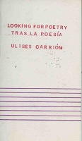 Ulises Carrion: Looking for Poetry