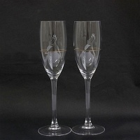 Rodney Graham: Champagne Glasses