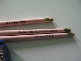 A Power Tool from the Guerrilla Girls