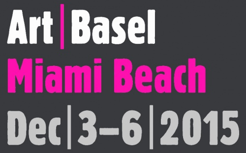Art Basel Miami Beach 2015 Logo