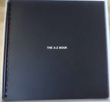 Thomas Okerse: The A-Z Book